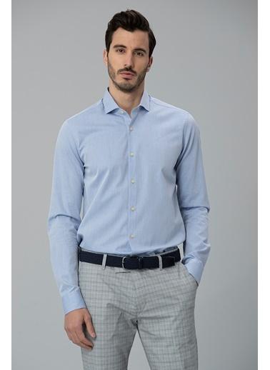 Lufian Gömlek Mavi